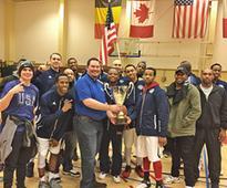 Andrews Federal Sponsors International Basketball Tournament December 14, 2016Team USA wins tough 10-team tournament on S.H.A.P.E..