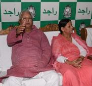 Rabri Devi summoned by ED