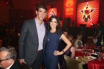 Wedding bells for Michael Phelps: Olympics star secretly married fiancee Nicole Johnson in June
