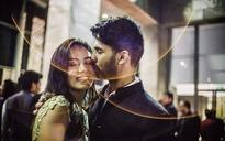 Photo of the day: Shahid Kapoor plants a kiss on wife Mira Rajput