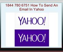 1844 780 6751 how to send an email in yahoo