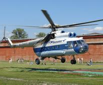 At least 19 dead in Siberia helicopter crash