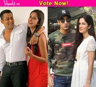 Salman Khan or Ranbir Kapoor  who does Katrina Kaif look the best with?