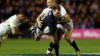 Taylor starts for Scotland against Wales