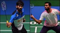 Japan Open: K Srikanth, HS Prannoy knocked out, Pranaav-Sikki enter semifinals