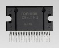 Toshiba Launches Current-Feedback 4ch Power Amplifier IC for Car Audio with Built-In Full-Time Offset Detection