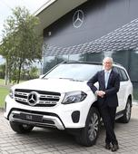Mercedes-Benz India completes its petrol portfolio in India; introduces the new GLS 400 4MATIC in petrol