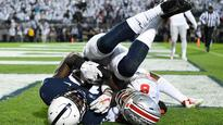 Penn State Nittany Lions stun No. 2 Ohio State Buckeyes; top 25 NCAA football roundup