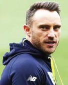 ICC lashes out at du Plessis's appeal