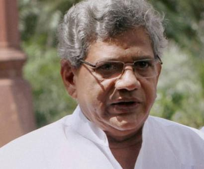 Discussing possible impeachment motion against CJI with other parties: Yechury