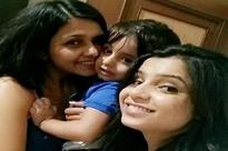 Dalljiet Kaur shifts to new house; throws a house warming party for friends