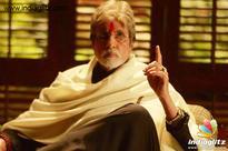 30 days to go - Amitabh Bachchan back to his ferocious self with 'Sarkar 3'