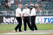 India-South Africa 3rd Test to resume Saturday despite pitch fears