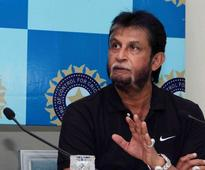 Sandeep Patil in Race to be Indian Cricket Team's Head Coach