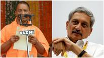 Parrikar and Adityanath to resign as MPs only after presidential poll