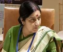 Pakistan Spoilt Talks By Meeting Hurriyat Leaders: Sushma Swaraj