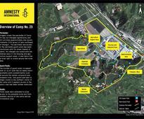North Korea: New satellite images show gulag system