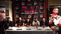 Costa Rican boxer Bryan Vasquez signs with Roy Jones Jr. Boxing Promotions