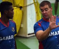 Heath Streak decides to quit as Bangladesh bowling coach