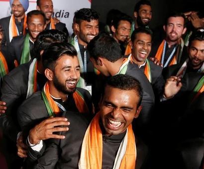 Hockey: India staying focused in Rio 'magic world'