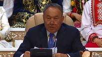 Nazarbaev Warns Of Ukraine-Style Turmoil As Kazakh Land Protests Spread