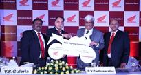 Honda inks MoU with IndusInd Bank for 2Wheeler retail finance