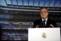 Real Madrid already strong enough says president Perez