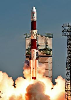 ISRO's PSLV-38 blasts off with 31 satellites
