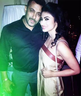 IIFA 2016: Salman, Mouni have a BLAST in Madrid