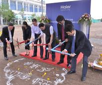 HAIER EXPANDS MANUFACTURING FACILITY IN PUNE, PLANS TO INVEST RS. 490 CRORE