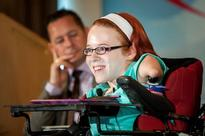 'You should be able to do the things you want in life, no matter what your ability is'- Joanne O'Riordan