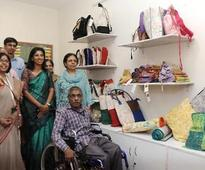 Chennai-based NGO trying to promote a cooperative of differently abled people