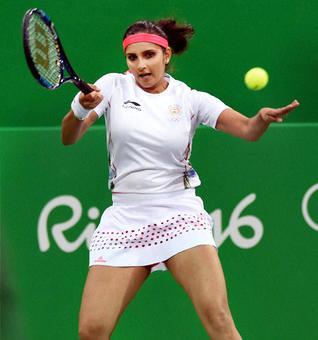 Sania-Strycova seeded 7th at Cincinnati