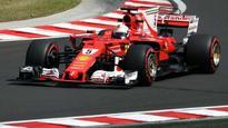 Formula 1   Japanese GP: Ferrari's Sebastian Vettel quickest as rain lashes Suzuka practice