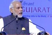 Modi tells why to invest in India
