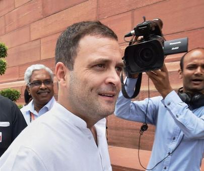 It's Modiji's way of politics: Rahul on convoy attack
