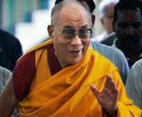 Dalai Lama says all man