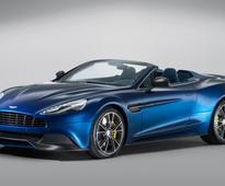 Aston Martin Reveals Vanquish S Volante