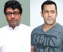 Raj Thackeray miffed with Salman Khan's comments on Pakistani artists