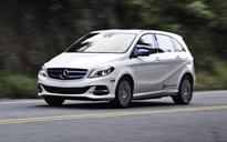 Electric cars necessary to protect Mercedes jobs...