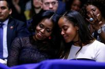 Malia Obama set to work with H'wood producer Harvey Weinstein