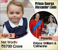 World's Wealthiest Kid is England's 3-Year Old Toddler; A Look at the World's Richie Rich's!