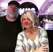 Red Nose Day, Australian Radio Network and iHeartRadio Unite