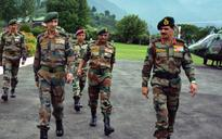 Army chief Dalbir Singh reviews security situation in Jammu and Kashmir