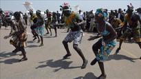 Music brings healing in war-torn South Sudan