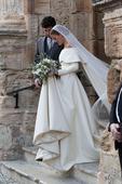Royal Wedding: Duke of Wellington's daughter Charlotte marries