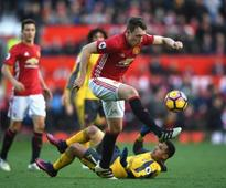 Manchester United defender Phil Jones left 'gutted' after Everton draw; says dropping points has to stop