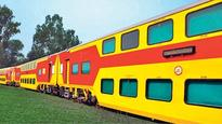 Double-deck coaches may be modified for Prabhu's Uday trains