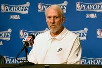 Popovich Earns NBA-Record 9th Playoff Sweep in Best-of-7 Series