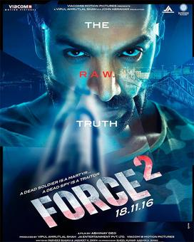 Like the poster of Force 2?